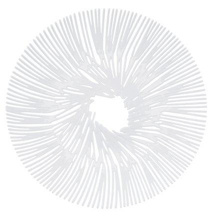 Блюдо для фруктов Anemone, 32.8 см, белое 3538525 Koziol anemone плавки