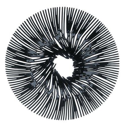Блюдо для фруктов Anemone, 32.8 см, черное 3538526 Koziol anemone плавки