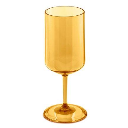 Бокал для вина Superglas Cheers No. 4 (350 мл), желтый 3405651 Koziol