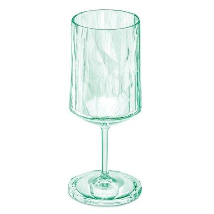 Бокал для вина Superglas Club No. 4 (350 мл), мятный 3401653 Koziol