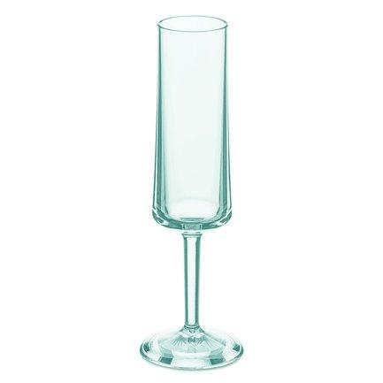 Бокал для шампанского Superglas Cheers No. 5 (100 мл), мятный 3408653 Koziol