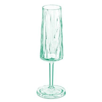 Бокал для шампанского Superglas Club No. 5 (100 мл), мятный