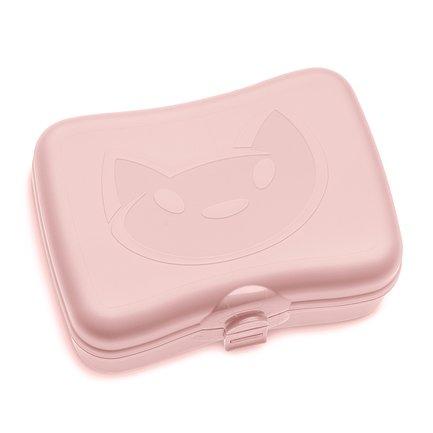 ланч бокс el casa синяя с розовым горошком 790198 3 синий розовый Ланч-бокс для детей, розовый 3086638 Koziol
