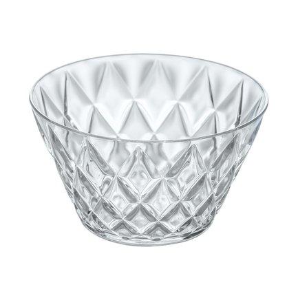 Миска Crystal S (0.5 л), 13 см, прозрачная 3547535 Koziol