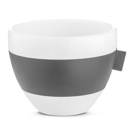 Чашка с термоэффектом Aroma M (270 мл), серая 3571478 Koziol