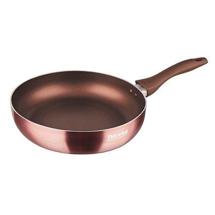 Сковорода глубокая без крышки Nouvelle etoile, 26х7.3 см RDA-791 Rondell 792 rda сковорода глубокая без кр 28x7 3см nouvelle etoile rondell