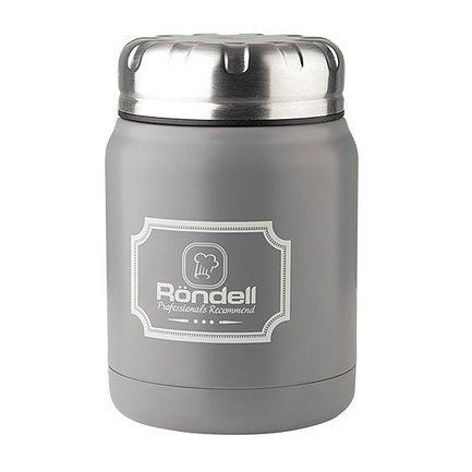 Термос для еды (0.5 л) Grey Picnic RDS-943 Rondell цена 2017