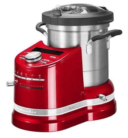 Процессор кулинарный Artisan (4.5 л), красный 5KCF0104EER KitchenAid