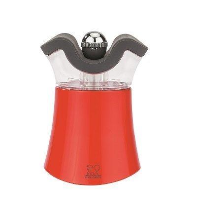 Мельница для перца и солонка Pep's 2 в 1, 8 см, красный 30902 Peugeot цена