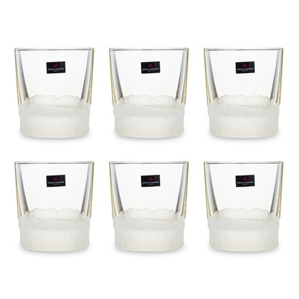 цена Набор стаканов низких Intuition (320 мл), 6 шт, желтый L8640 Cristal D Arques онлайн в 2017 году