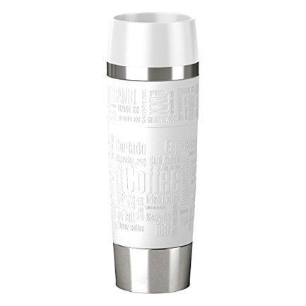 Термокружка Travel Mug Grande (0.5 л), белая
