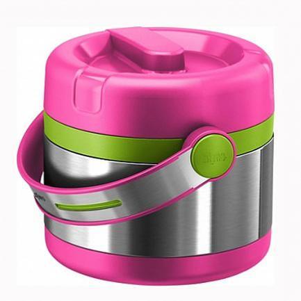 Термос для ланча Mobility Kids (0.65 л), розовый