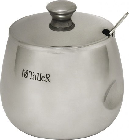 Сахарница с ложкой Вивиан (0.4 кг) TR-1122 Taller