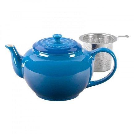 Чайник заварочный (1.3 л), с ситечком, марсель (91010038310415) 00041188 Le Creuset чайник заварочный sij летний сад 1 л