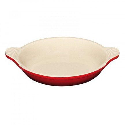 Набор тарелок для крем-брюле, 11 см, 4 шт, вишня (91017316060000) 00041191 Le Creuset