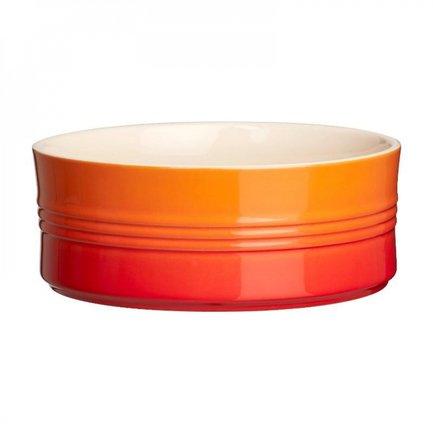 Миска для суфле (2.35 л), 22х8.5 см, оранжевая лава (91044122090099) 00048221 Le Creuset