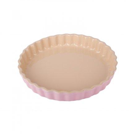 Форма для запекания круглая (2.1 л), 28 см, розовый шифон (91015928401100)