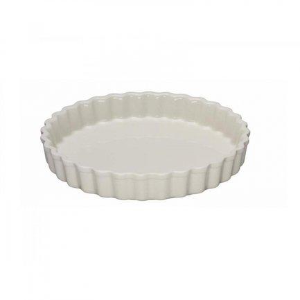 Форма для запекания круглая (2.1 л), 28 см, белая (91015928431100) 00038158 Le Creuset мойка высокого давления eco hpw 1720si 2 квт