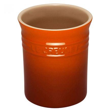 Емкость для лопаток (1.1 л), 15 см, оранжевая лава (91000100090000)