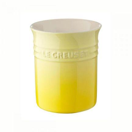 Емкость для лопаток (1.1 л), 15 см, желтая (91000100370000) 00041142 Le Creuset