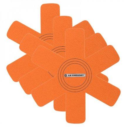 Комплект подставок для кастрюль, оранжевый, 3 пр. (95003440090300)