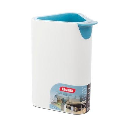 Фото - Подставка для кухонных аксессуаров Norway, 15х21 см, пластик 740610 Ibili подставка для кухонных принадлежностей lcs сады флоренции 12 14 5 см