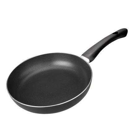 Сковорода литая алюминиевая Inducta 24 см, толщина 3 мм