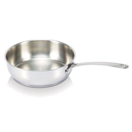 Сковорода глубокая Belvia (3 л), 24 см 13515244 Beka сковорода salsa 24 см 13857244 beka