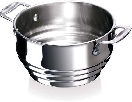 цена Вставка-пароварка для кастрюли Chef, 20 см 12060164 Beka