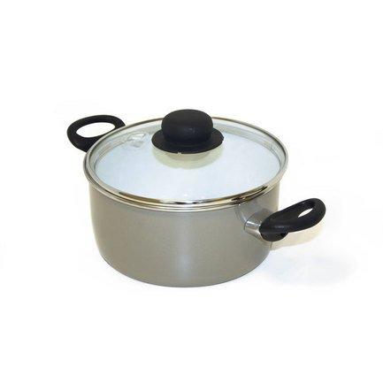 Кастрюля Taupe (3 л), 20 см 14391204 Beka кастрюля 6 3 л beka cook on 13391314