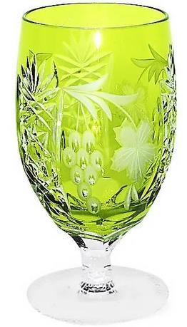 Фужер Grape (450 мл), светло-зеленый