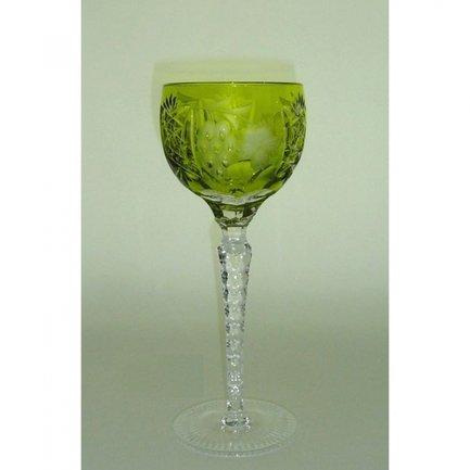 Фужер для красного вина Grape (230 мл), светло-зеленый 1/reseda/64572/51380/48359 Ajka Crystal фужер для вина st louis 220 мл зеленый 1 15738 47127 40371 ajka crystal