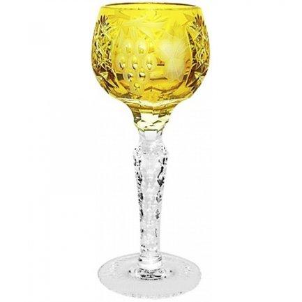 Рюмка для ликера Grape (60 мл), янтарная 1/amber/64575/51380/48359 Ajka Crystal
