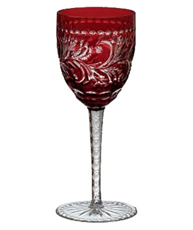 Фужер для вина Monica (320 мл), темно-бордовый 1/88578/49252/46404 Ajka Crystal фужер 150 мл 6 шт crystal heart фужер 150 мл 6 шт