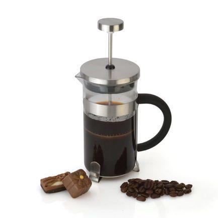 Чайник заварочный поршневой (0.6 л) 1100147 BergHOFF чайник заварочный поршневой essentials 0 6 л 1107129 berghoff