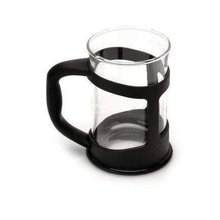 Набор чашек Studio (0.2 л), черные, 2 шт. 1106831 BergHOFF