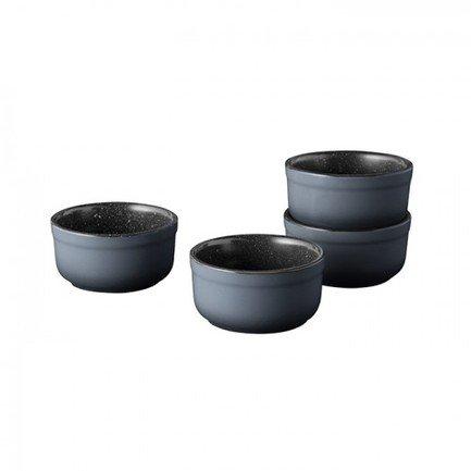 Набор форм для запекания порционных средних Gem, 9х5.5 см, 4 пр.