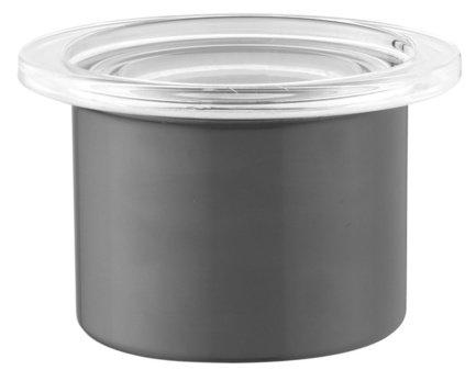 цена на Емкость для сыпучих продуктов Eclipse (0.49 л), 10х7.5 cм 3700070 BergHOFF
