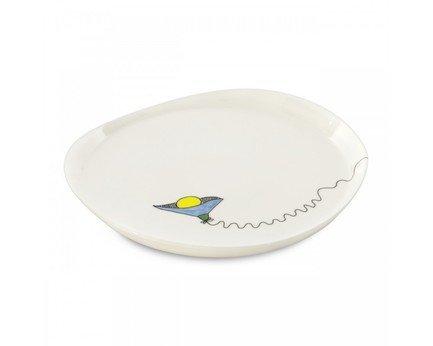 Набор тарелок круглых Eclipse ornament, 25 см, 2 пр. 3705002 BergHOFF набор 3 тарелок 20 18 2 см 25 22 2 5 см и 30 26 3 см