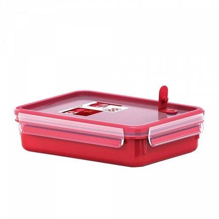 Контейнер Clip&Micro (1.2 л), красный