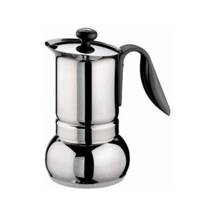 Кофеварка гейзерная Thema на 6 чашек 01-180-06 G.A.T. гейзерная кофеварка gat 103906 ne fashion 6 чашек