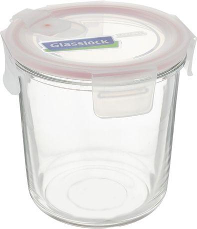 Фото - Контейнер круглый (0.72 л), закаленное стекло MCCD-072A Glasslock контейнер 1 48 л 16х6 8 см круглый occt 148 glasslock