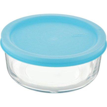 Фото - Контейнер круглый (0.84 л), закаленное стекло PP-502N Glasslock контейнер 1 48 л 16х6 8 см круглый occt 148 glasslock