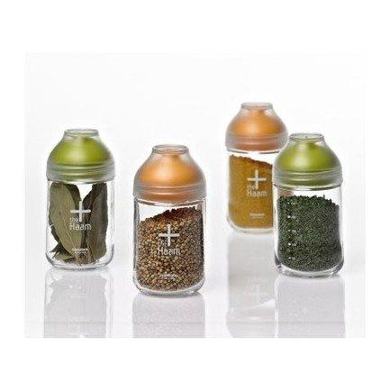 Набор емкостей для масла и специй (0.35 л), 4 пр. IG-775 Glasslock