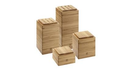 Набор подставок и контейнеров, бамбук, 4 пр. 35101-400 Zwilling J.A. Henckels
