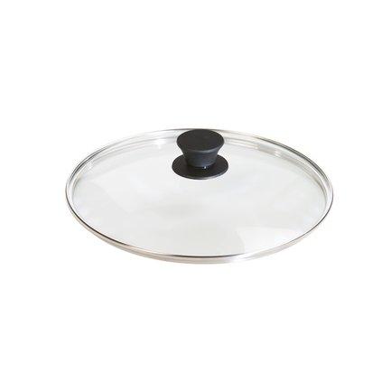 Крышка круглая стеклянная, 26 см GL10 Lodge