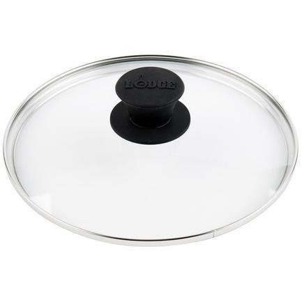 Крышка круглая стеклянная, 20 см