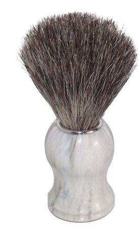 Помазок для бритья Mondial, голубой, свиной ворс M5093/5 Mondial