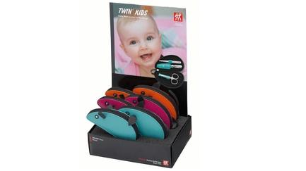 Маникюрный набор Manicure Twinox, детский Inox, 3 пр.