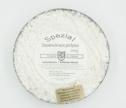 Мыло для бритья в хлопьях Spezial, в пакете